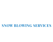 Utopia Snow Blowing